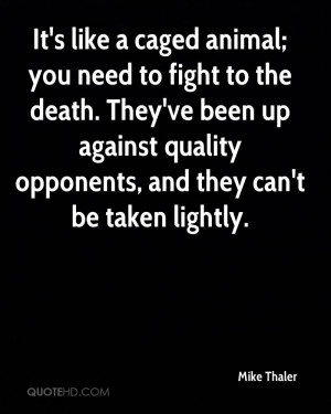 Gothic Death Quotes Need to fight to the death