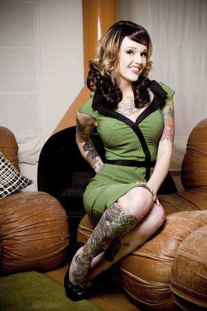Female Celebrity Tattoo Quotes 1