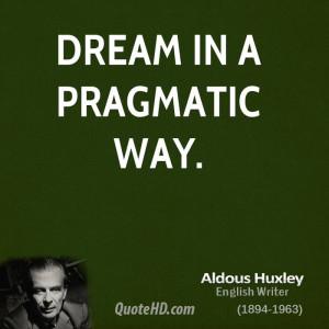 Aldous Huxley Quotes On Drugs