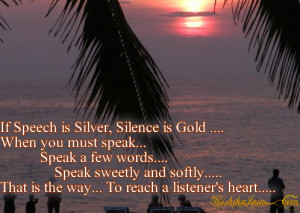 Silence Quotes , Golden Quotes, Pictures, Inspirational Quotes ...