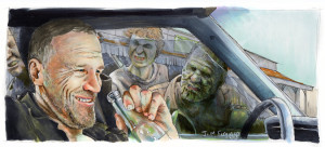 54 The Walking Dead Merle small