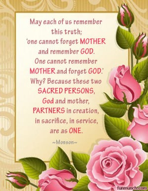Best mothers day quotes