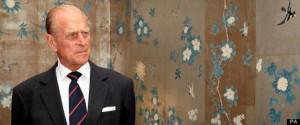 Prince Philip Celebrate His 93rd Birthday 20140610