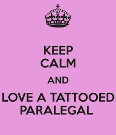 ... tattooed paralegal more ray bans job offices tattoo paralegal specific