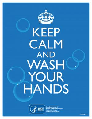 Handwashing saves lives!