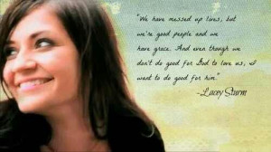 Lacey Sturm quote♡