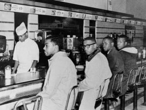 Franklin McCain, an influential civil rights leader and member of the ...