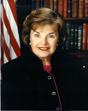 quotes authors american authors dianne feinstein facts about dianne ...