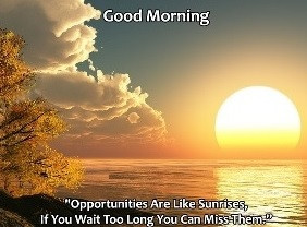 Good morning, inspirational quotes, morning inspirational quotes