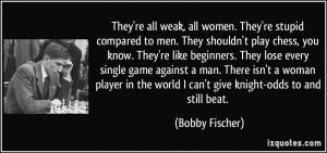 Weak Women Quotes