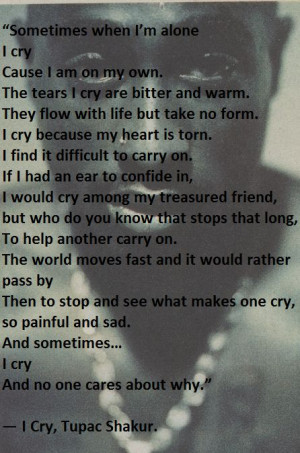 Liked these famous Tupac Shakur Quotes about life, love, and trust ...