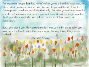 Special Needs Children Quotes Having one child with special