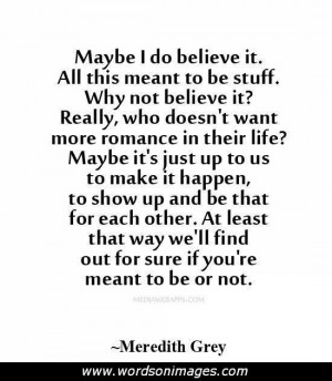Grey 39 s Anatomy Love Quotes