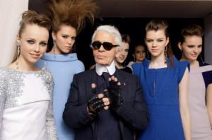 On his feelings after a fashion show : 'I'm a kind of fashion ...