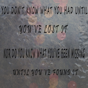 Funny Lost and Found Quotes