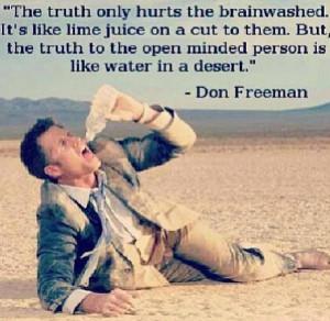 Don Freeman Quotes Quotesgram