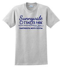 Sunnyvale Trailer Park Boys Randy Jim Bubbles Tee Shirt Ricky Julian T ...