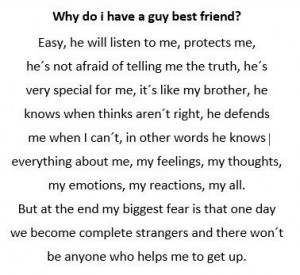 Best Guy Friend Quotes. QuotesGram Quotes About Liking Your Best Guy Friend