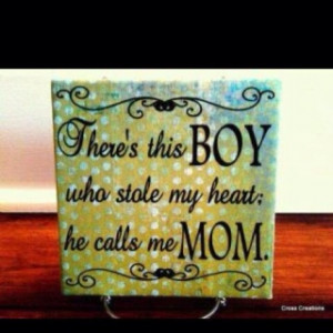 Mothers Love For Her Son Quotes