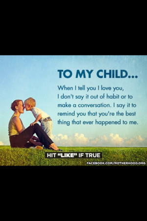 My son & daughter .... you're the best thing that ever happened to me