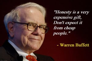 Warren Buffett :: Inspirational Quote