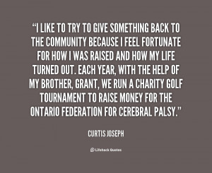 Giving Back to The Community Quotes Community Quotes Giving