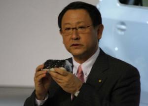 Akio Toyoda Pictures