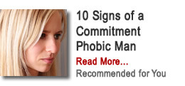 commitment phobic men