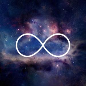 12 Infinity Symbol Stars Galaxy Space