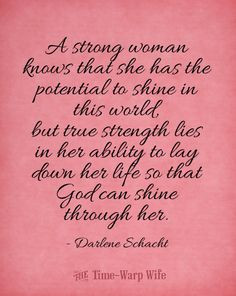Charm is deceptive & beauty is fleeting; but a woman who fears the ...