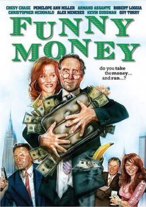 funny money movie trailer poster