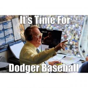 Vin Scully is the ultimate baseball announcer