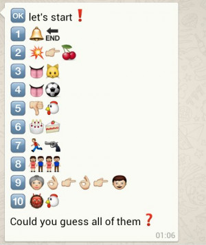 Related to Emoji Pictures Make Dirty