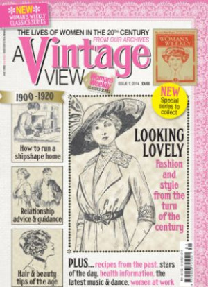 ... 1915 style: Vintage advice columns show little change in women's woes