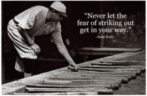 famous baseball quotes babe ruth