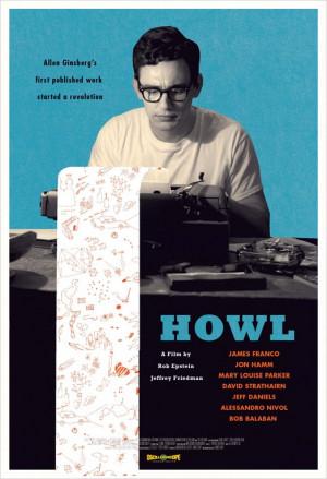 James Franco as Allen Ginsberg in HOWL