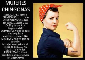 Frases De Mujeres Cabronas Y CHINGONAS