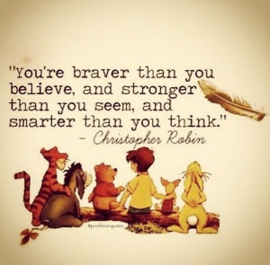 Christopher Robin - quote