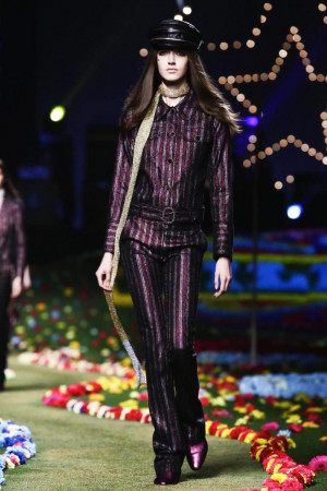 TOMMY HILFIGER SPRING/SUMMER 2015 WOMENSWEAR COLLECTION NEW YORK