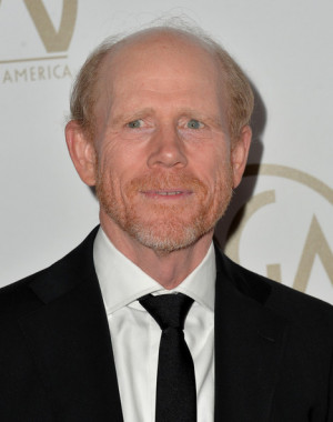 Ron Howard Producer director Ron Howard attends the 25th annual