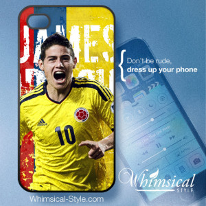 Home / iPhone Case / James Rodriguez Quote iPhone 5 / 5S Case