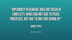 Quotes About Conflict