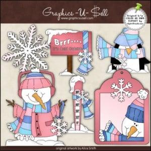 Download - Clip Art - Brrr...It's Cold 2
