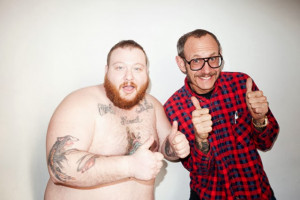 guess you're smarter than me' (Terry Richardson)
