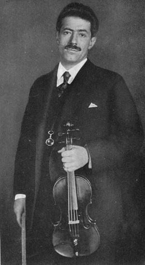 Violinist Fritz Kreisler Puts Down Society Snob Mrs. Cornelius ...