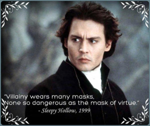 Movies Movie quote - Sleepy Hollow