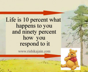 Life,learning,pooh,sms,inspirational Quotes, Motivational Thoughts and ...