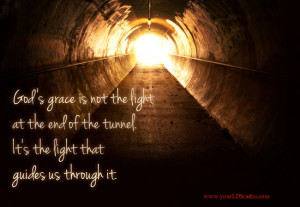 Pinterest} The Light at the End of the Tunnel