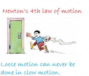 Newton's 4th law of Motion