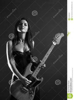 female guitar players quotes quotesgram. Black Bedroom Furniture Sets. Home Design Ideas